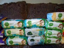 Diapers Size 2,3,4 and 6 $5 each or $15 for 4 in Perry, Georgia