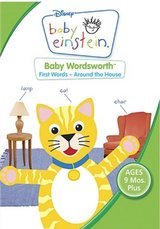 Baby Einstein- Baby Wordsworth- First Words- Around the House in Perry, Georgia