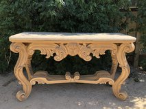 Baroque Style Console Table in Yucca Valley, California