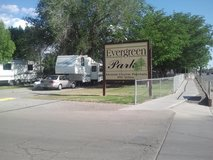 BIG SHADED RV LOT FOR RENT AT EVERGREEN M.H.P FREE WI FI $ 250 /MONTH in Alamogordo, New Mexico