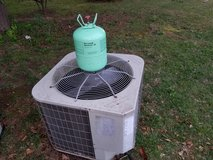 2.5 heat pump R22 condenser and 13lbs R22 Feron in Perry, Georgia