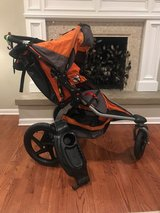 Barely Used Bob Jogging Stroller + Accessories in Glendale Heights, Illinois