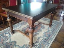 Antique Oak Dining Table in Ramstein, Germany