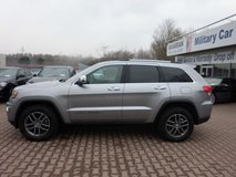 2018 Jeep Grand Cherokee Limited 4WD  3391 miles    SAVE FROM NEW !! in Spangdahlem, Germany