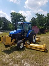 2004 New Holland TS110 in The Woodlands, Texas