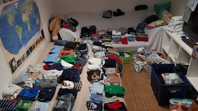 PCS SALE w/ lots of young boys clothes in Grafenwoehr, GE