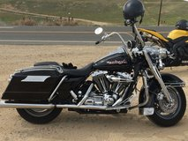 04 Road King in Camp Pendleton, California