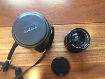 Sigma Mini-Wide Camera Lens 28 mm with Case in Glendale Heights, Illinois