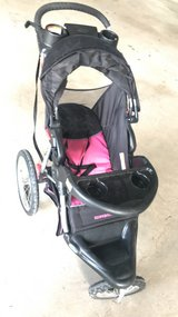 Running stroller in The Woodlands, Texas