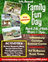 Family Fun Day in Hampton, Virginia