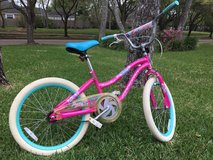"Girls 20"" Bike, Hot Pink, Aqua, 2 Available in Pearland, Texas"