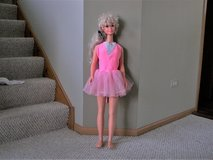 My Size Barbie Doll Pre-Owned 3 ft Tall -1 Outfit in Chicago, Illinois