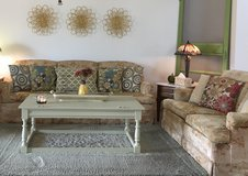 Vintage 1960's Couch and Loveseat and coffee table in Alamogordo, New Mexico