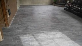 Tile Flooring professionally installed in 29 Palms, California