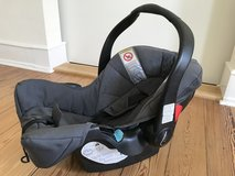 Baby Car Seat With Base Station Teutonia
