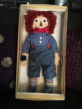 Limited Edition Raggedy Andy doll in Kingwood, Texas