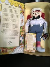 Limited EditionStory Book Raggedy Andy (limited edition) in Kingwood, Texas
