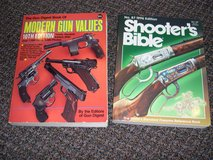 10th Edition Modern Gun Values, and No 87  1996 Shooters Bible in Bolingbrook, Illinois