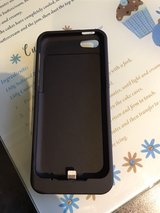 iPhone 5s power case charger in Lakenheath, UK