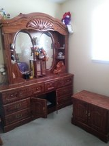 Dresser and two night tables in Lawton, Oklahoma