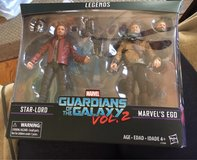 Star-Lord & Ego Legends Figures in Naperville, Illinois