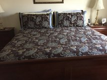 Biltmore For You Home Bedding Ensemble,  Comforter, Pillow Shams, and (3) Valances in Warner Robins, Georgia