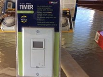 In Wall Timer in Plainfield, Illinois
