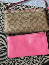 coach purse (authentic) in Fort Knox, Kentucky