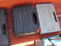 EMPTY TOOL CASES-5 AVAILABLE in Camp Lejeune, North Carolina