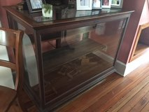 Antique Display case in Beaufort, South Carolina