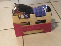 """Our Generation Foal Quarter Horse for 18"""" Dolls EUC in Travis AFB, California"""