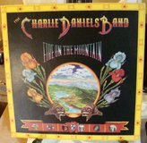 CHARLIE DANIEL'S 8 LP'S  [VINYL] in Glendale Heights, Illinois