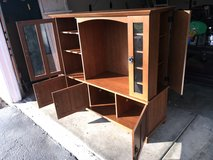 Entertainment Center / TV Hutch in Chicago, Illinois