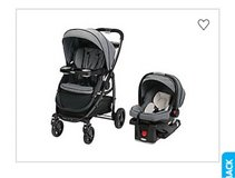 BRAND NEW Graco Click Connect Travel System Downtown in Fairfield, California