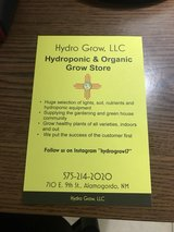 Hydro Grow (Grow Store) in Alamogordo, New Mexico