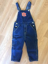 AU children's overalls in Fort Benning, Georgia