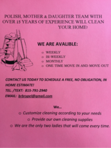 House Cleaning in Lockport, Illinois