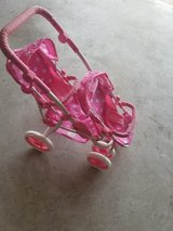 American girl doll double stroller in Spring, Texas