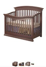 Torino 4-in-1 Convertible Crib in Chicago, Illinois
