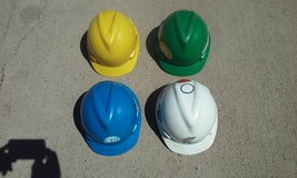 Hard Hats (4) For Sale in Bartlett, Illinois