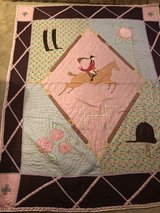 Land of Nod, twin size Quilt REDUCED! in Naperville, Illinois