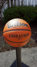 Wilson 28.5 Evolution Basketball in Elgin, Illinois