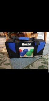 Bocce set. New in Ramstein, Germany