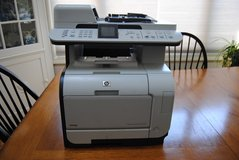 HP COLOR LASER JET PRINTER/SCANNER/FAX AND COPIER in Lockport, Illinois