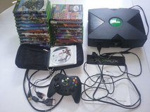 Original XBOX System with 22 Games in Spring, Texas