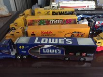 Die Cast Semis and Cars in Fort Knox, Kentucky