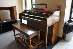 Wurlitzer Organ in Conroe, Texas