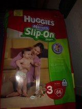 Huggies Slip On diapers in Spring, Texas