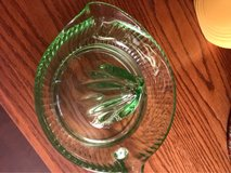 green glass juicer in Clarksville, Tennessee