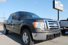 2009 Ford F-150 XLT Crew Cab 4x4 One Owner #10762 in Fort Knox, Kentucky
